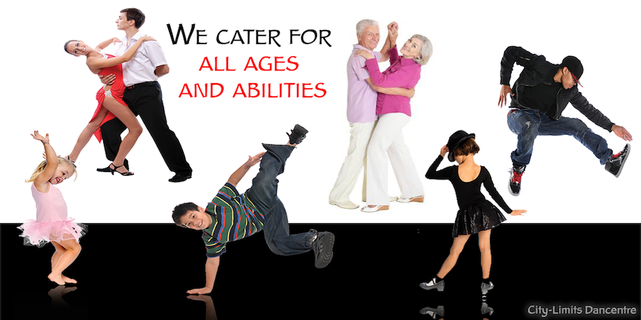Dancing for all ages